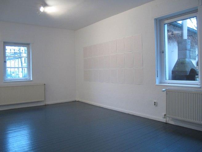 Galerie Januar Erdgeschoss